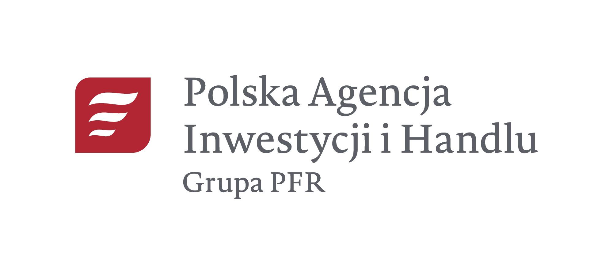 Polska Agencja Inwestycji i Handlu logo Pantone